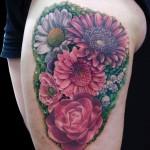 lauraamar-maisonclosetatouage-fleurs